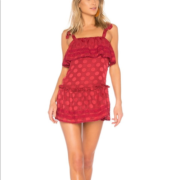 Tularosa Dresses & Skirts - Tularosa babydoll dress